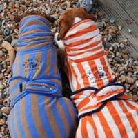 Dog Drying Coat - Sand